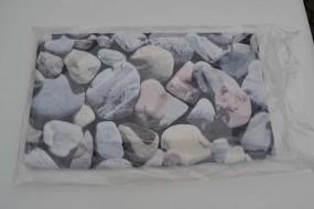 REGIESTUHL ACRYL-BEZUG stone