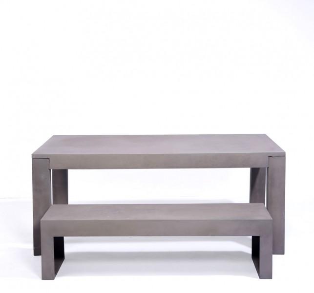 Beton tisch gartentische outdoor jan kurtz neuware for Tisch outlet