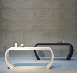 SIDEBOW Lounge Tisch-Copy