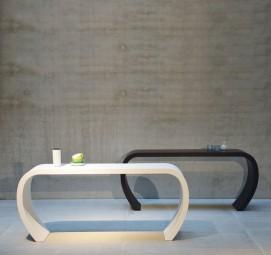 SIDEBOW Lounge Tisch