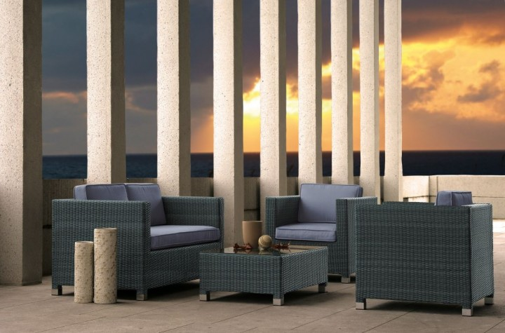 tahiti gruppe weiss lounge m bel outdoor jan kurtz. Black Bedroom Furniture Sets. Home Design Ideas