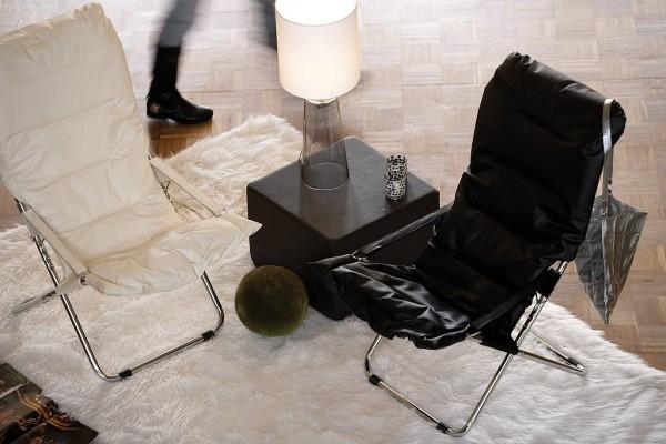 FIESTA Sessel Skay schwarz