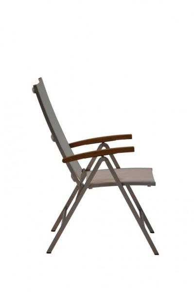 lux klappsessel gartenst hle outdoor jan kurtz neuware d4c m bel outlet. Black Bedroom Furniture Sets. Home Design Ideas