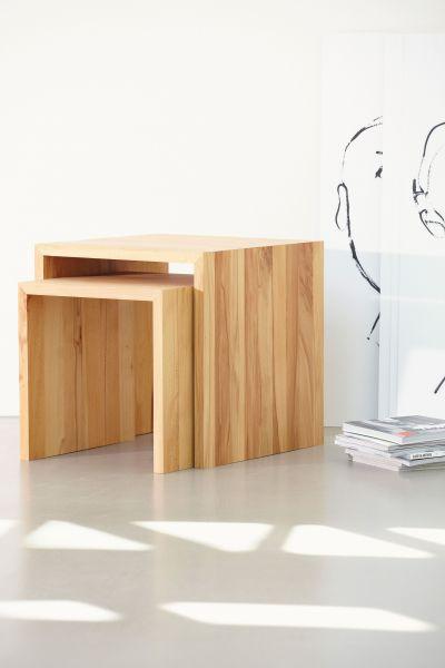 primus hocker kernbuche couchtische indoor jan kurtz outletware d4c m bel outlet. Black Bedroom Furniture Sets. Home Design Ideas