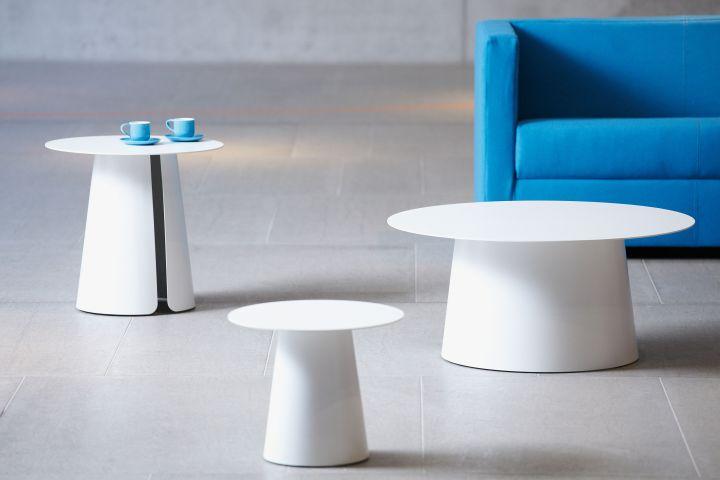 feel beistelltisch 80 cm anthrazit hocker beistelltische outdoor jan kurtz. Black Bedroom Furniture Sets. Home Design Ideas