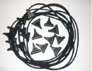 Ersatzteil Dreibeinliege AMIGO Spannbänder Set