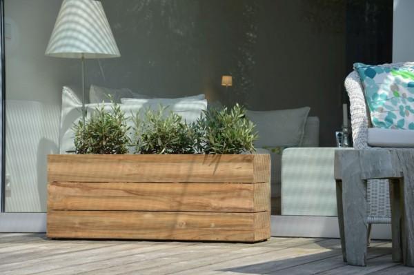 Mini Garden Container Teak