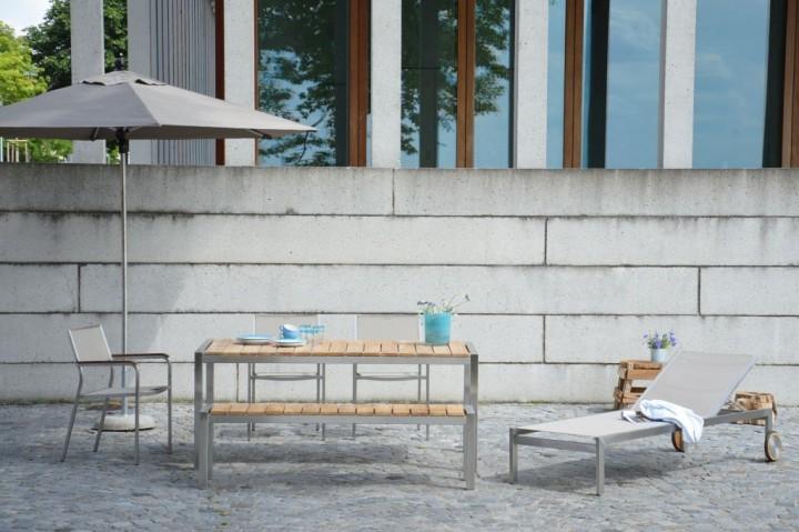LUXURY Tisch | Gartentische | Outdoor Jan Kurtz | NEUWARE | d4c ...