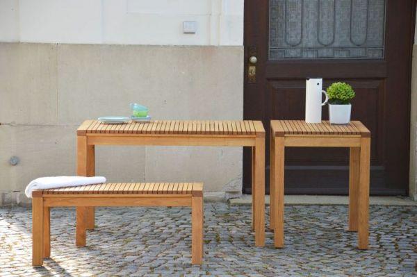 SUMATRA Tisch 75x120x75 cm