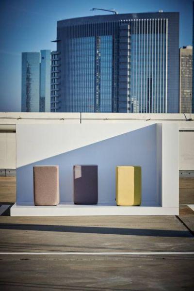 POUF GILL Sitzwürfel- Share Collection 10% Spende
