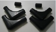 Ersatzteil für Liege SAMBA Fußkappen