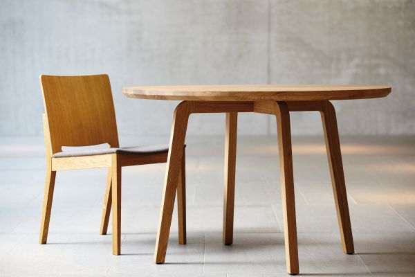 DWELLER Tisch Ø 120 cm