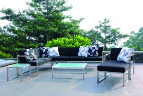LUX LOUNGE Sofa 2-sitzer Armlehne rechts