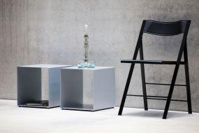 POCKET Stuhl schwarz/schwarz