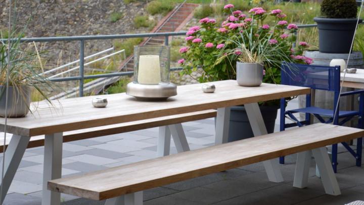 jan kurtz bradford bradford recyceltes teak bankgestell pulverbeschichtet von jan kurtz. Black Bedroom Furniture Sets. Home Design Ideas