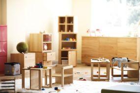 HUGO Kindersessel/Tisch
